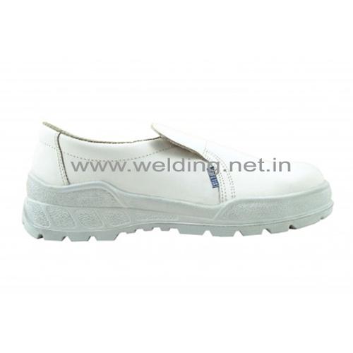 Sainix White Safety Shoes