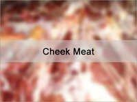 Frozen Buffalo Cheek Meat