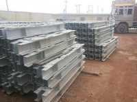 Steel Channel Sleepers