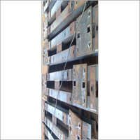 Galvanized Steel Channel Sleepers