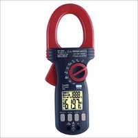 AC / DC TRMS Clamp-On Multimeter with VFD, EF-Dete