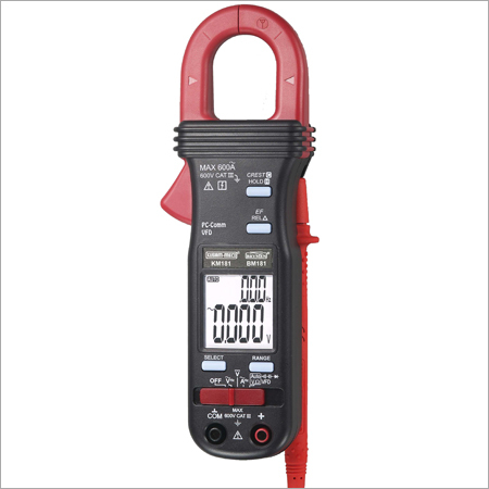 DIGITAL CLAMP-ON-MULTIMETER WITH VFD FUNCTION