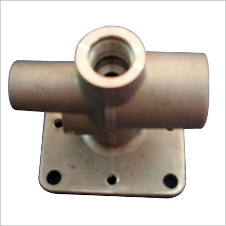 Cast Iron Valve Body