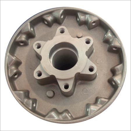 Automotive Wheel Hub