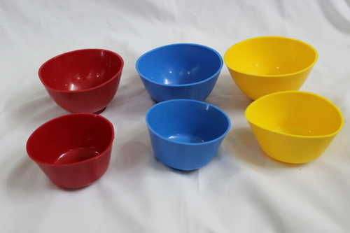 PLASTER MIXING DENTAL RUBBER BOWLS