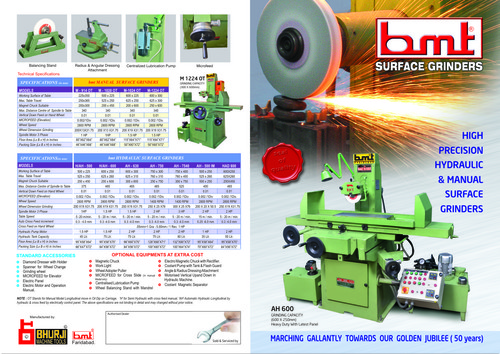 Surface Grinding Machinery