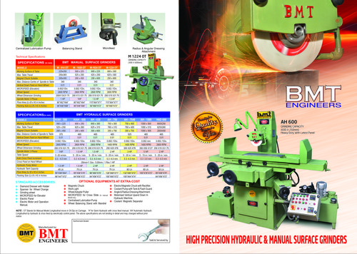 Punch Grinding Machine