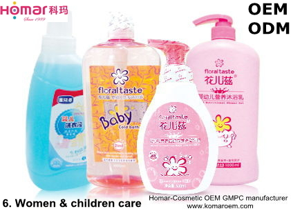 Women and Children Care Products