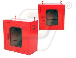 MS Single Door Hose Box