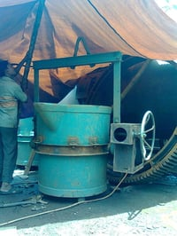 Ladle For Steel  Plant