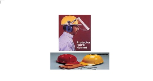 Concord Make FRP Safety Helmets