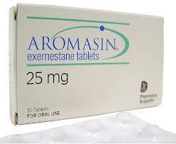 Aromasin - Exemestane Tab 2.5 mg