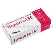 Bondria - Ibandronic Acid Tablet 50 mg