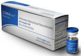 Cimaher - Nimotuzumab Injection 10 ml