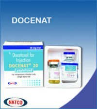 Docenat  - Docetaxel Injection 20 mg & 120 mg