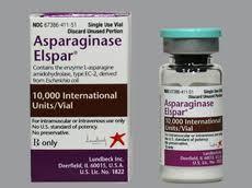 Elspar - Asparaginase Injection 5000 IU