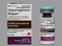 Elspar - Asparaginase Injection 5000 IU
