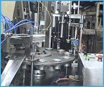 Single Nozzle Rotary Filling Machine