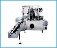 Carton Collating  & Overwrapping Machine