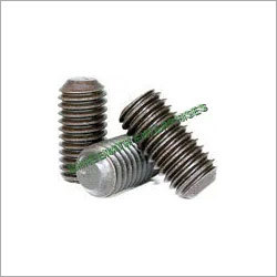 Socket Set Screw (Grub)