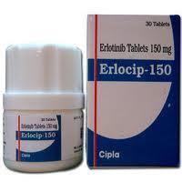 Erlocip - Erlotinib Tablet 150 mg