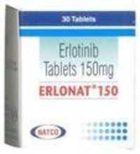 Erlonat - Erlotinib Tablet 150 mg