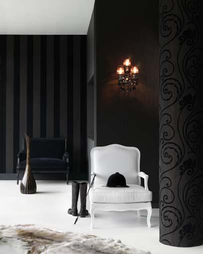 Decorative Interior Wallpaper