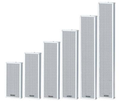 PA Column Speakers