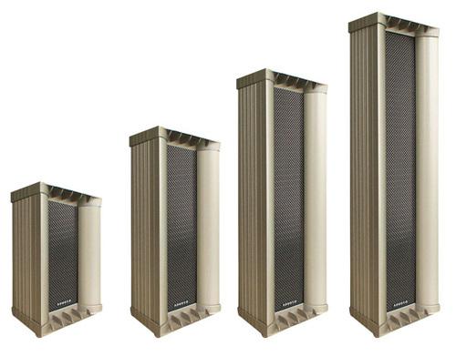 Wall Mount Column Speakers