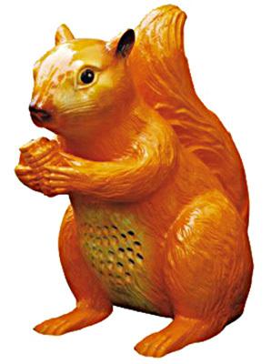 Squirrel Shape Outdoor Speaker