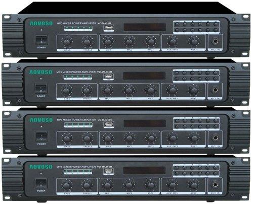 MP3 Mixer Power Amplifiers