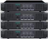 4 Channels Amplifiers