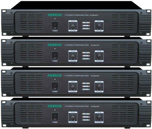 2 Channels Amplifiers