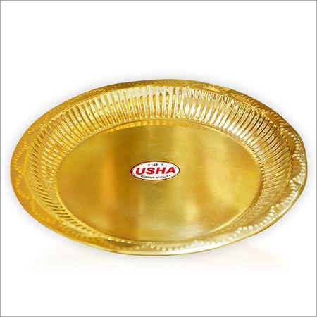 Precision Brass Plate