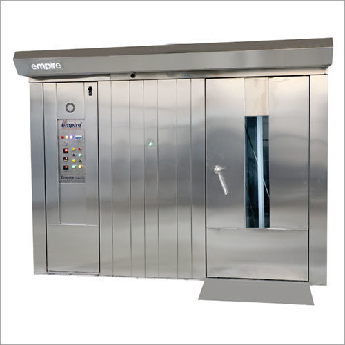 Multipurpose  Four Trolley Rotary Rack Oven