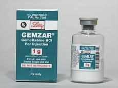 Gemzar - Gemcitabine Injection 1 gm & 200 mg