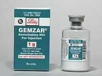 Gemzar - Gemcitabine Injection 1 gm & 200 mg