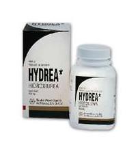 Hydrea - Hydroxy Urea Capsule 500 mg