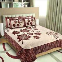 Cotton Designer Bed Sheet
