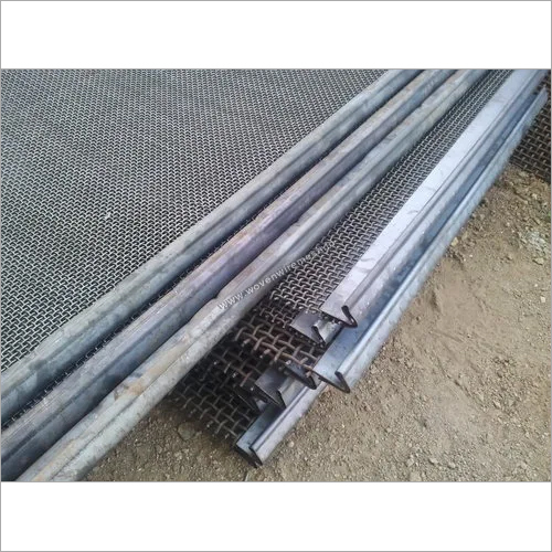 Hot Mix Plant Wire Mesh Screens