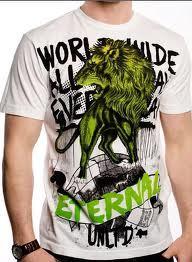 Round Neck T Shirts Printing