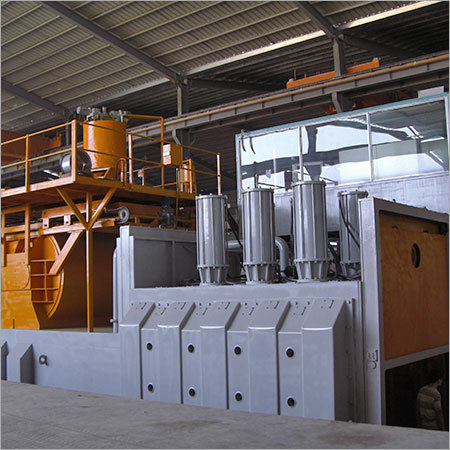 Quartz Slab Making Machine