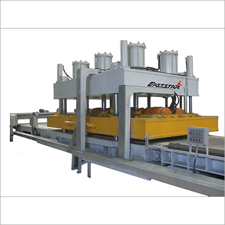 Quartz Stone Making Machine