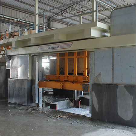 Marble Gang Saw Machine