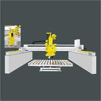 Monoblock Bridge Cutting Machine