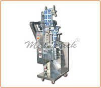 High Speed Past Pouch Packing Machine