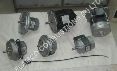 Motors For Industrial Burners