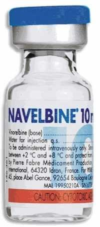 Navelbine - Vinorelbine Injection 10 mg
