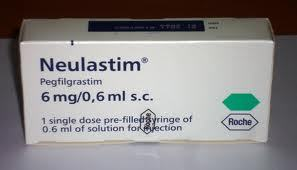 Neulastim - Pegfilgrastim Injection 6 mg PFS
