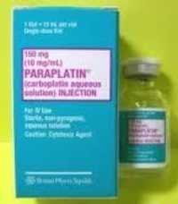Paraplatin - Carboplatin Injection 150mg & 450 mg